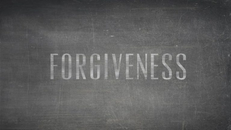 Coaching Points For Group Leaders 4: (Life's Big Questions) Can I forgive & be forgiven?